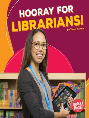 cover image of Hooray for Librarians!