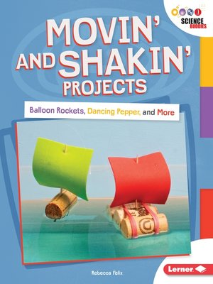 cover image of Movin' and Shakin' Projects