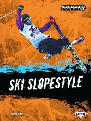 cover image of Ski Slopestyle
