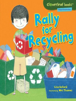 cover image of Rally for Recycling