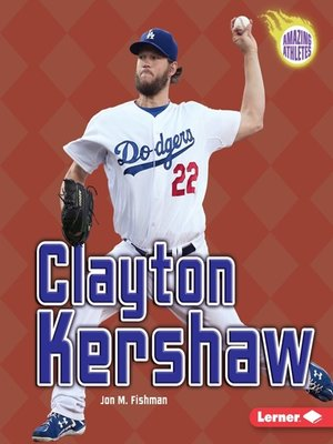 cover image of Clayton Kershaw