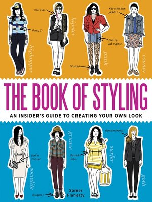 cover image of The Book of Styling