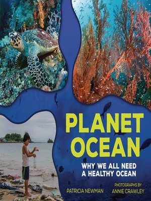 cover image of Planet Ocean