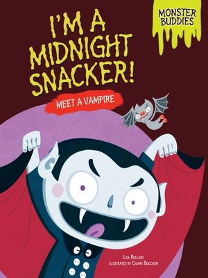 cover image of I'm a Midnight Snacker!