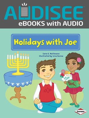 cover image of Holidays with Joe
