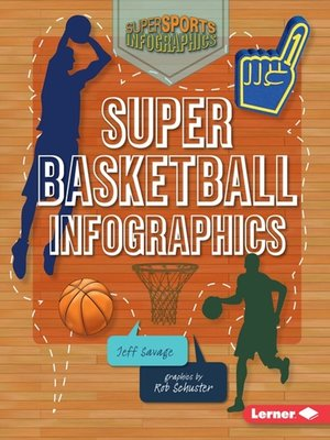 cover image of Super Basketball Infographics
