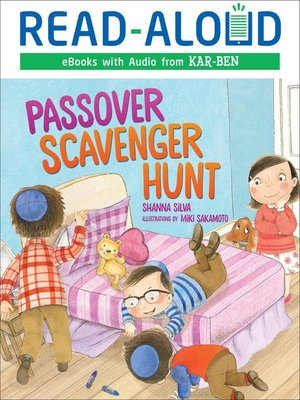 cover image of Passover Scavenger Hunt
