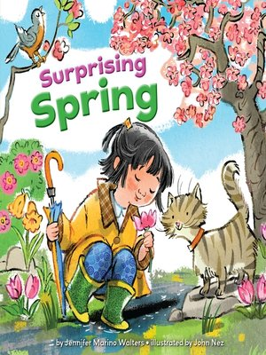 cover image of Surprising Spring