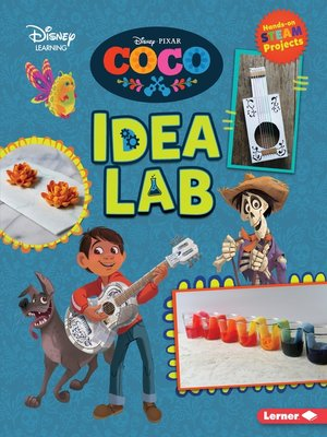 cover image of Coco Idea Lab