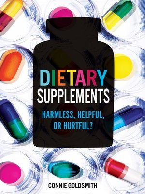 cover image of Dietary Supplements