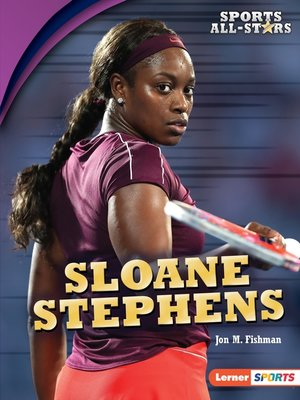 cover image of Sloane Stephens