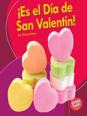 cover image of ¡Es el Día de San Valentín! (It's Valentine's Day!)