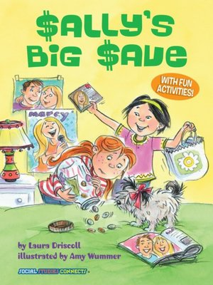 cover image of Sally's Big Save