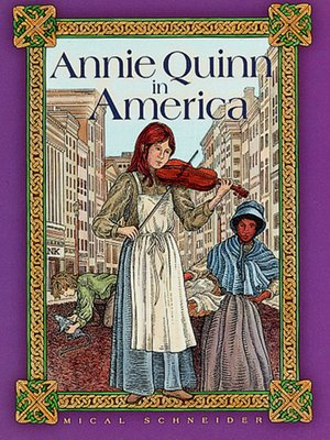 cover image of Annie Quinn in America