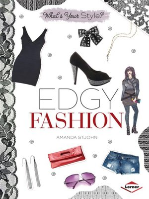 cover image of Edgy Fashion