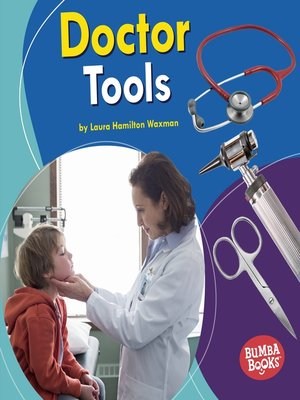 cover image of Doctor Tools