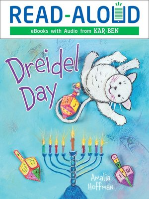 cover image of Dreidel Day