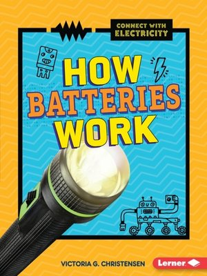 cover image of How Batteries Work