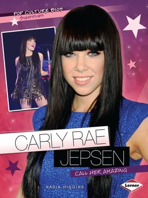cover image of Carly Rae Jepsen