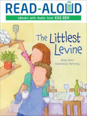 cover image of The Littlest Levine