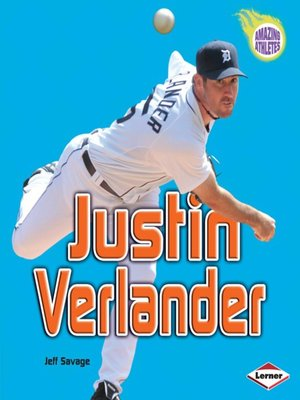 cover image of Justin Verlander