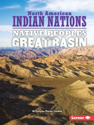 cover image of Native Peoples of the Great Basin