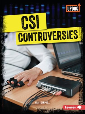 cover image of CSI Controversies