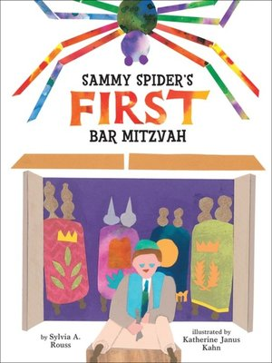 cover image of Sammy Spider's First Bar Mitzvah