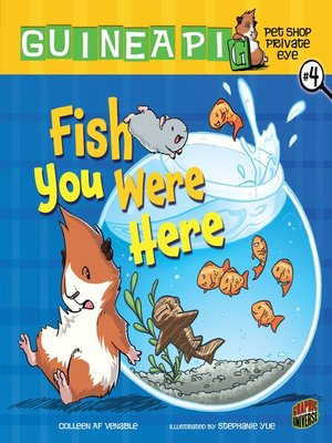 cover image of Fish You Were Here