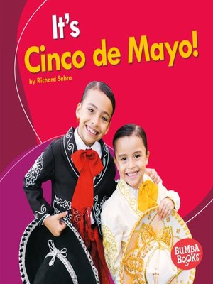 cover image of It's Cinco de Mayo!