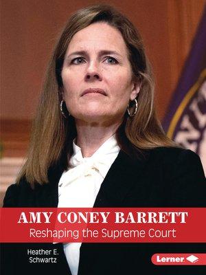 cover image of Amy Coney Barrett