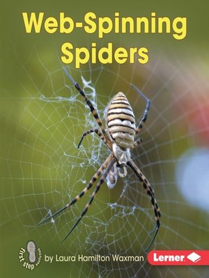 cover image of Web-Spinning Spiders