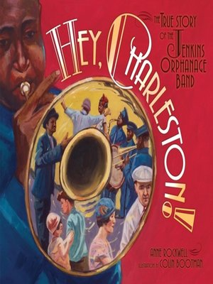 cover image of Hey, Charleston!