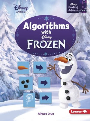 cover image of Algorithms with Frozen