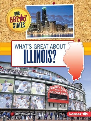 cover image of What's Great about Illinois?