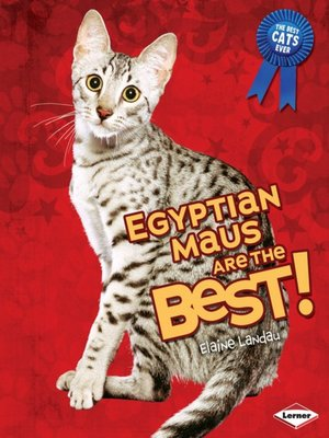 cover image of Egyptian Maus Are the Best!
