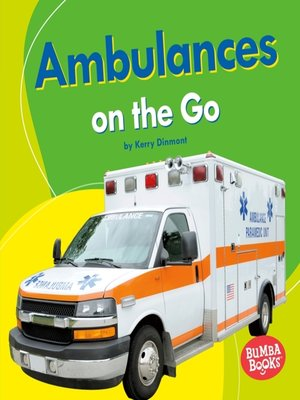 cover image of Ambulances on the Go