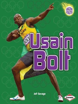 cover image of Usain Bolt