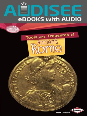 cover image of Tools and Treasures of Ancient Rome