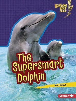 cover image of The Supersmart Dolphin