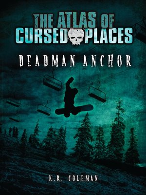 cover image of Deadman Anchor