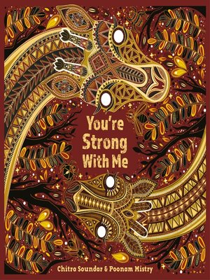 cover image of You're Strong With Me