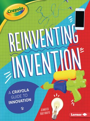 cover image of Reinventing Invention