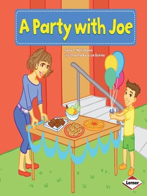 cover image of A Party with Joe