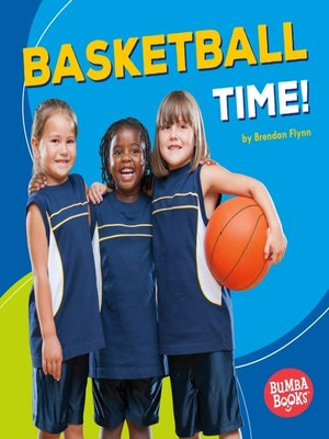 cover image of Basketball Time!