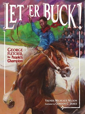 cover image of Let 'Er Buck!