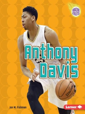 cover image of Anthony Davis