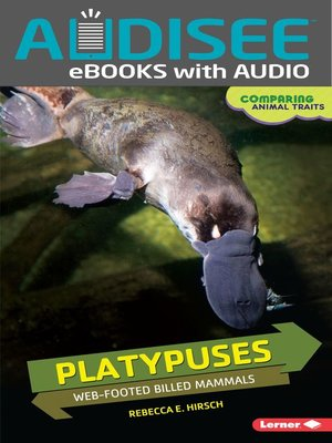 cover image of Platypuses