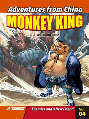cover image of Monkey King, Volume 4