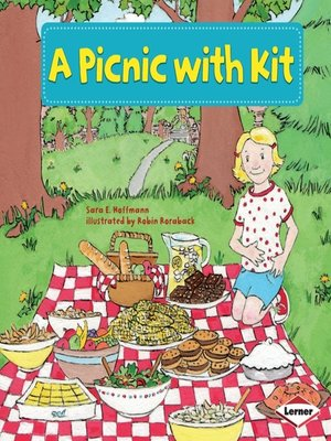 cover image of A Picnic with Kit